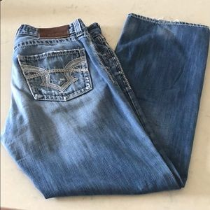 Authentic Men's Big Star by Buckle Jeans